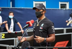 Seidl y Ricciardo responden al «silencio» sobre el racismo que apunta Hamilton
