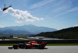 Verstappen se lleva el mejor tiempo en los segundos libres que puede darle la pole