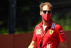 Vettel promete guerra: «No voy a hacerle la vida fácil a Leclerc»