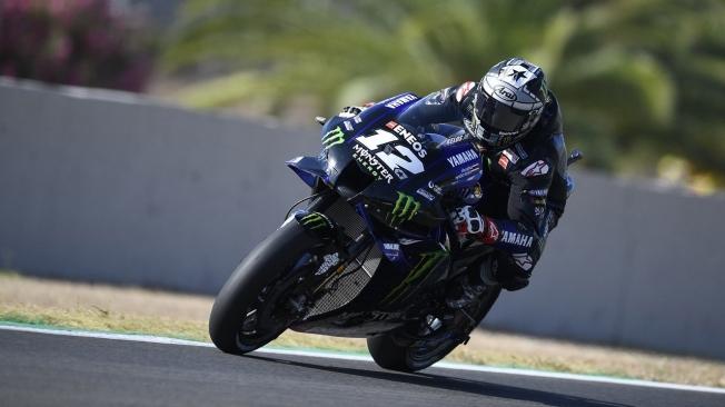 Fabio Quartararo no tiene rival y gana el GP de Andalucía de MotoGP