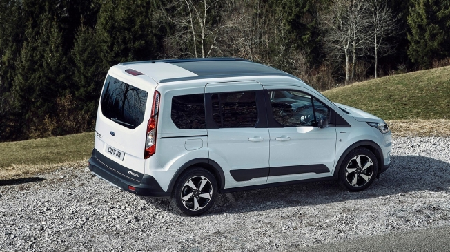 Ford Tourneo Connect Active - posterior