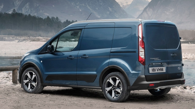 Ford Transit Connect Active - posterior