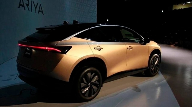 Nissan Ariya - posterior