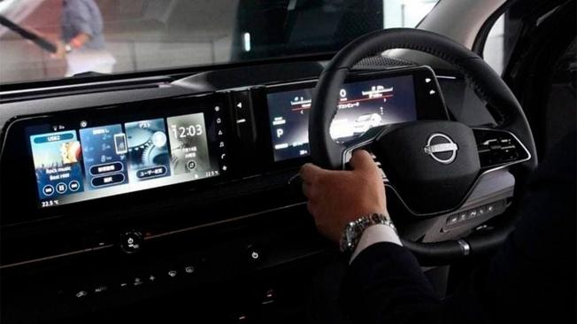 Nissan Ariya - interior