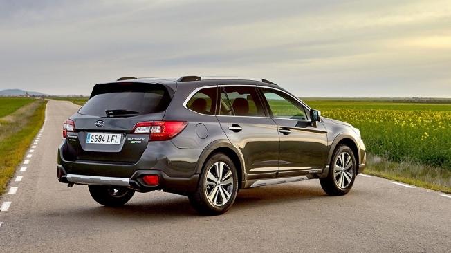 Subaru Outback GLP - posterior