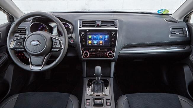 Subaru Outback GLP - interior