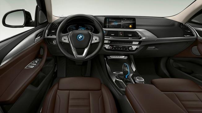 BMW iX3 - interior