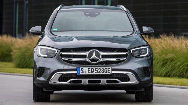 Mercedes GLC 300 de 4MATIC - frontal