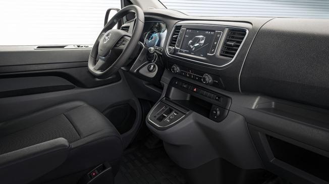 Opel Vivaro-e - interior