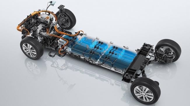 Opel Vivaro-e - batería