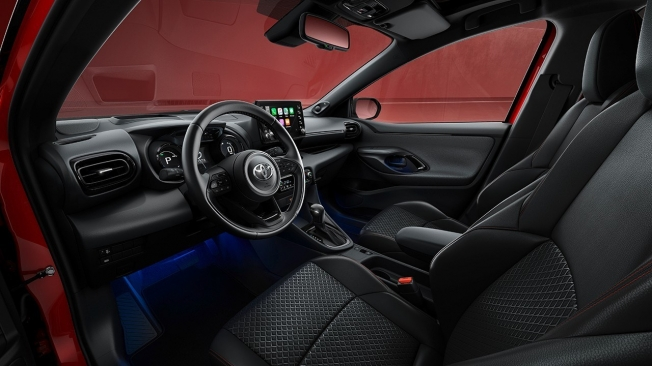 Toyota Yaris 2020 - interior