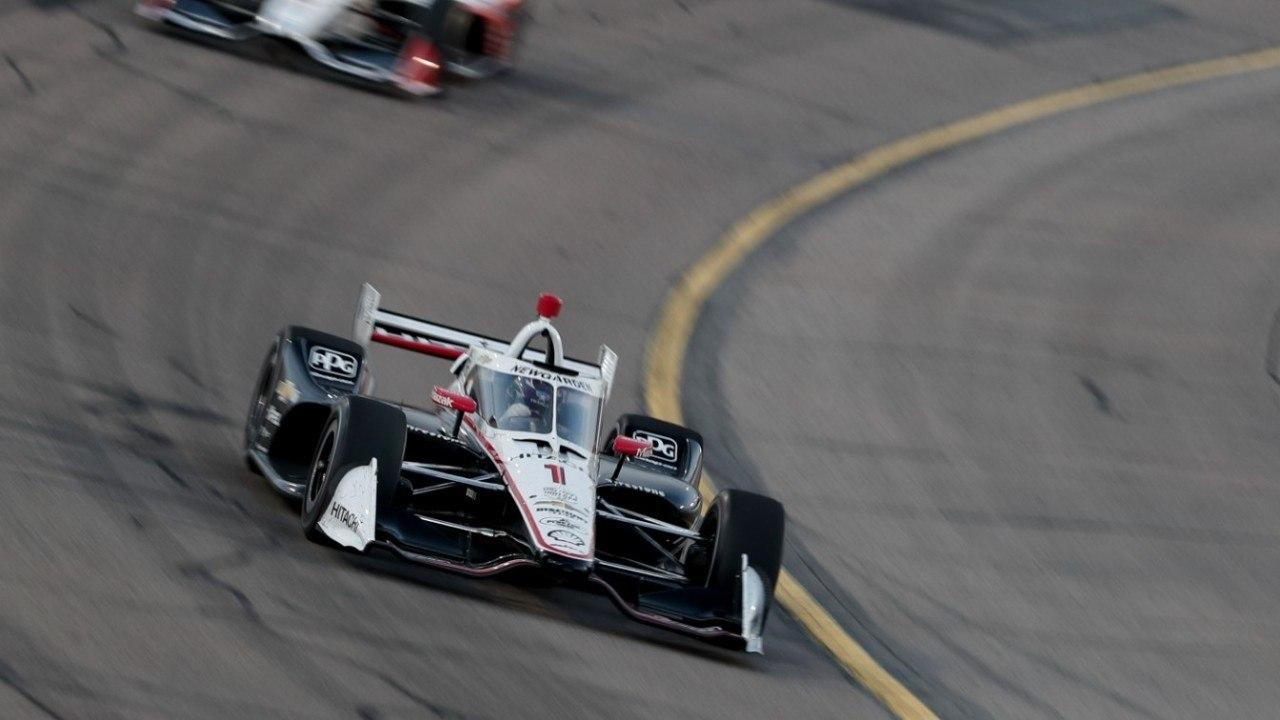 Newgarden completa el doblete de Penske con su tercer triunfo en Iowa