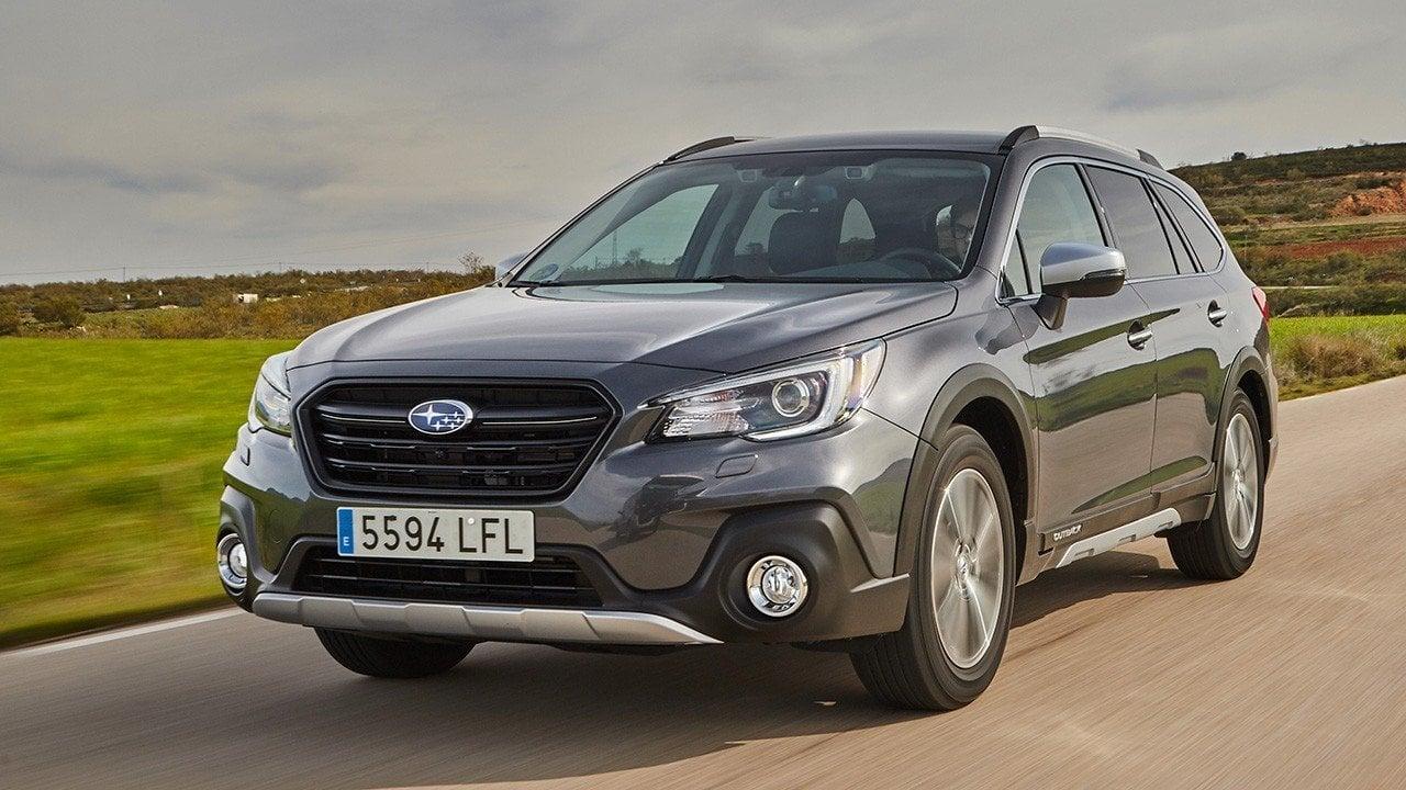 El Subaru Outback GLP con etiqueta ECO está en promoción ...