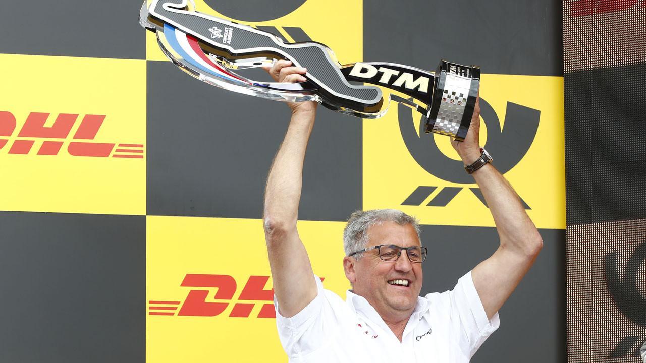 Phoenix Racing quiere competir en prototipos tras cerrar su etapa en el DTM