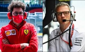 ¿Por qué es tan difícil soportar la presión en Ferrari? Allison simpatiza con Binotto