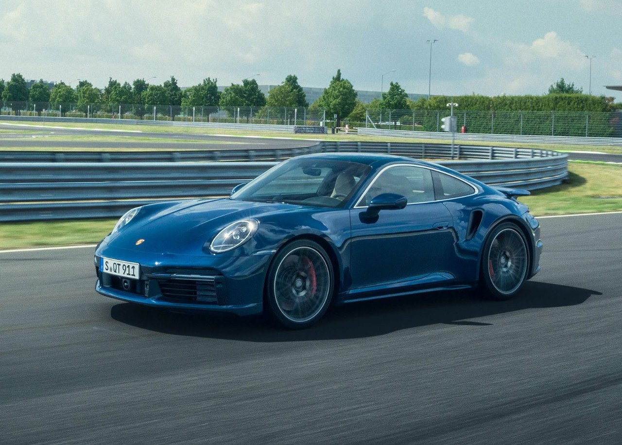 Porsche desvela al fin el nuevo 911 Turbo: nueva versión base de 580 CV