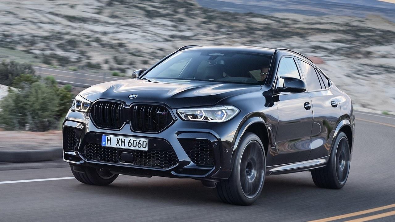 Todos los precios del nuevo BMW X6 M, la opción más deportiva tope de gama
