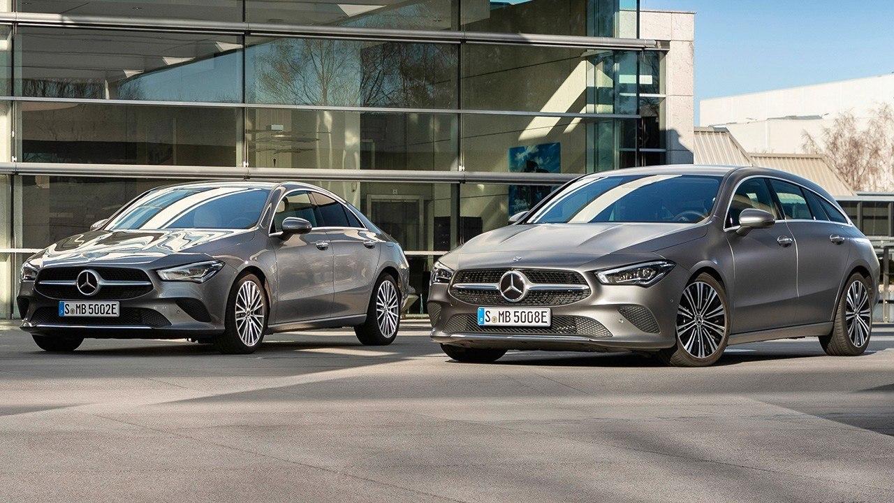 El nuevo Mercedes CLA 250 e híbrido enchufable ya tiene precios en España