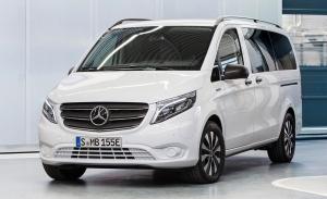 Precio del Mercedes eVito Tourer, a la venta la nueva furgoneta eléctrica «Made in Spain»