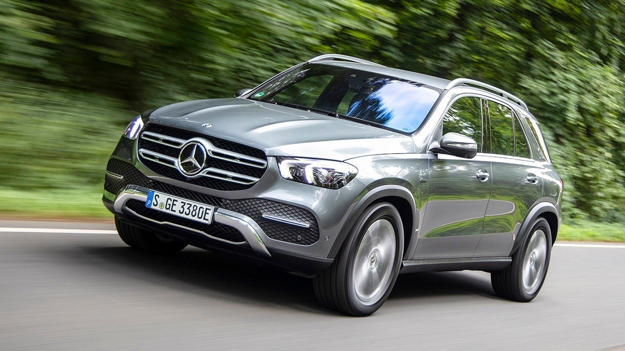 El nuevo Mercedes GLC 300 de 4MATIC ya está a la venta, ¡un SUV híbrido diésel!