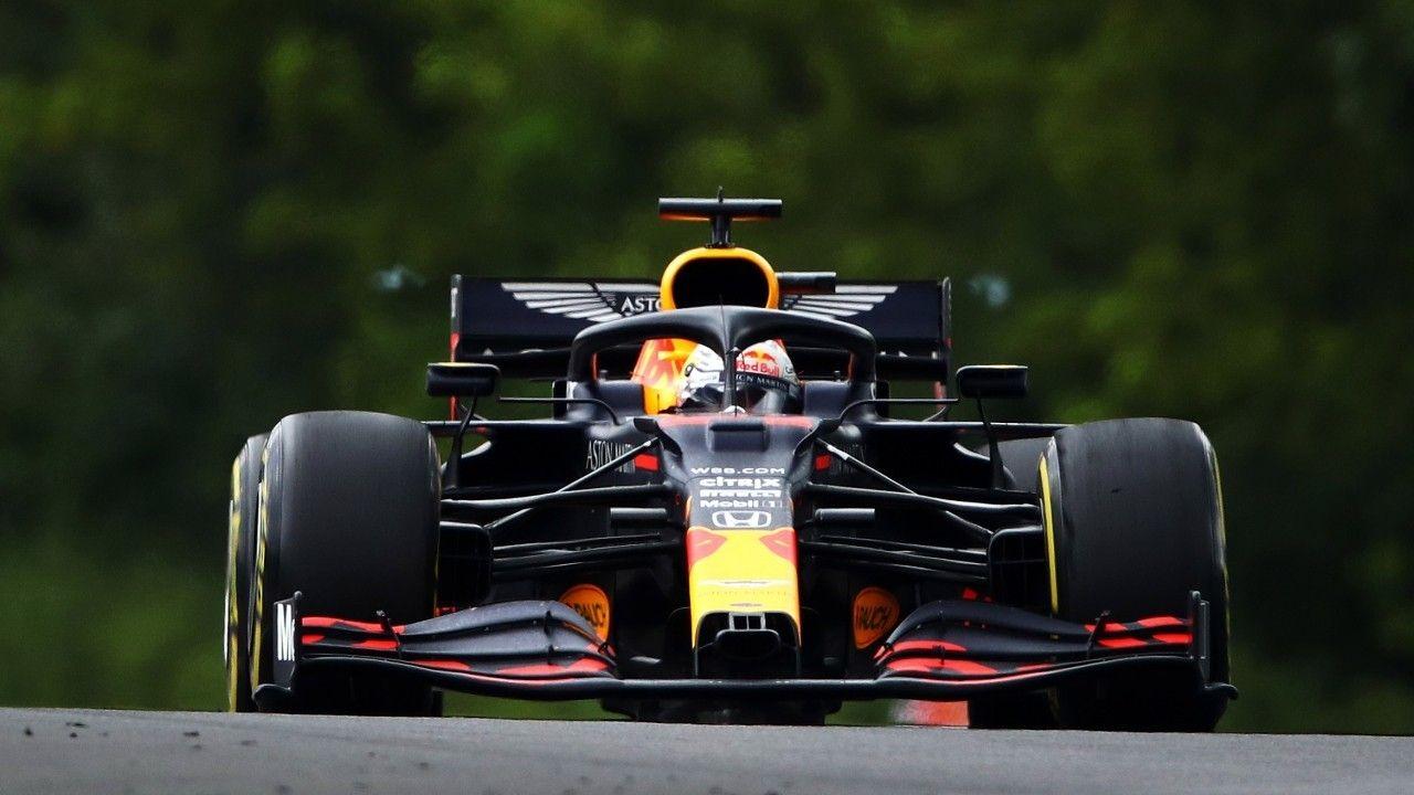 Problemas en el Red Bull RB16: anomalía aerodinámica y datos erróneos