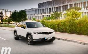 Prueba Mazda MX-30, un primer contacto muy satisfactorio (Con vídeo)