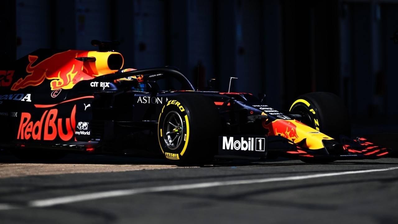 Red Bull, a por Mercedes; estrenará aerodinámica y motor en Austria