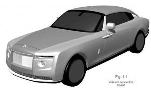 Un nuevo y misterioso Rolls-Royce se filtra en estas patentes