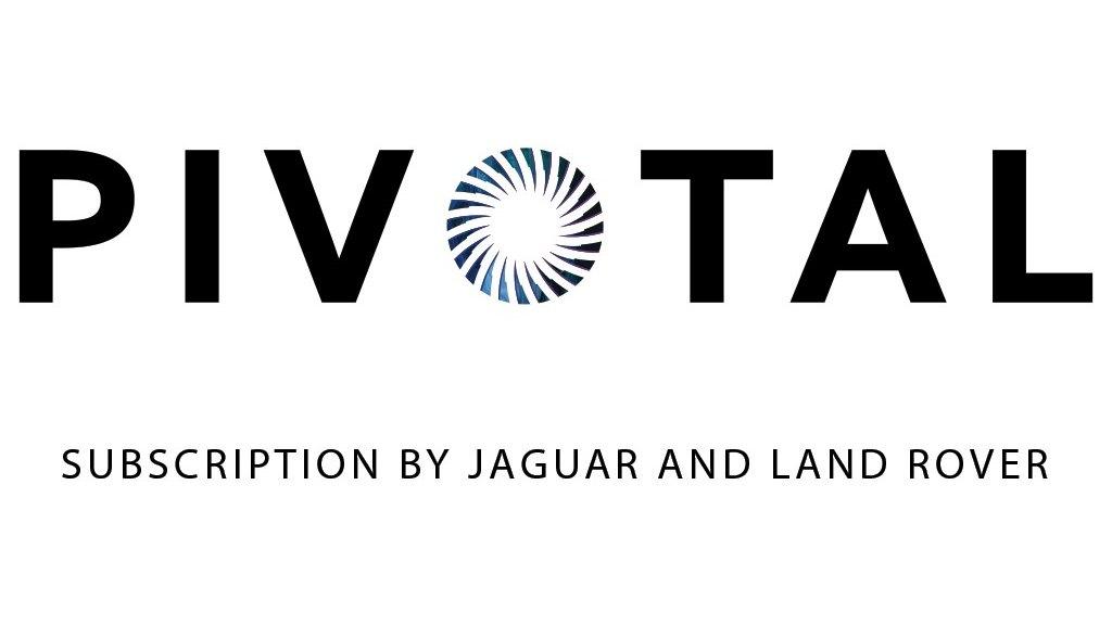 Si quieres un Jaguar o un Land Rover, te podrás suscribir al mismo con Pivotal, en vez de comprarlo