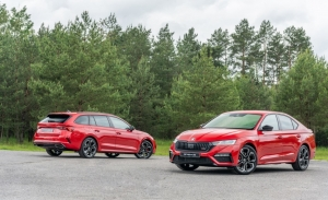 Skoda detalla las prestaciones de los Octavia RS y Octavia RS Combi 2020