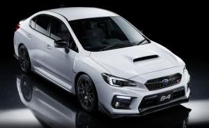 Subaru presenta una edición del WRX STI con el nombre más extraño de la historia