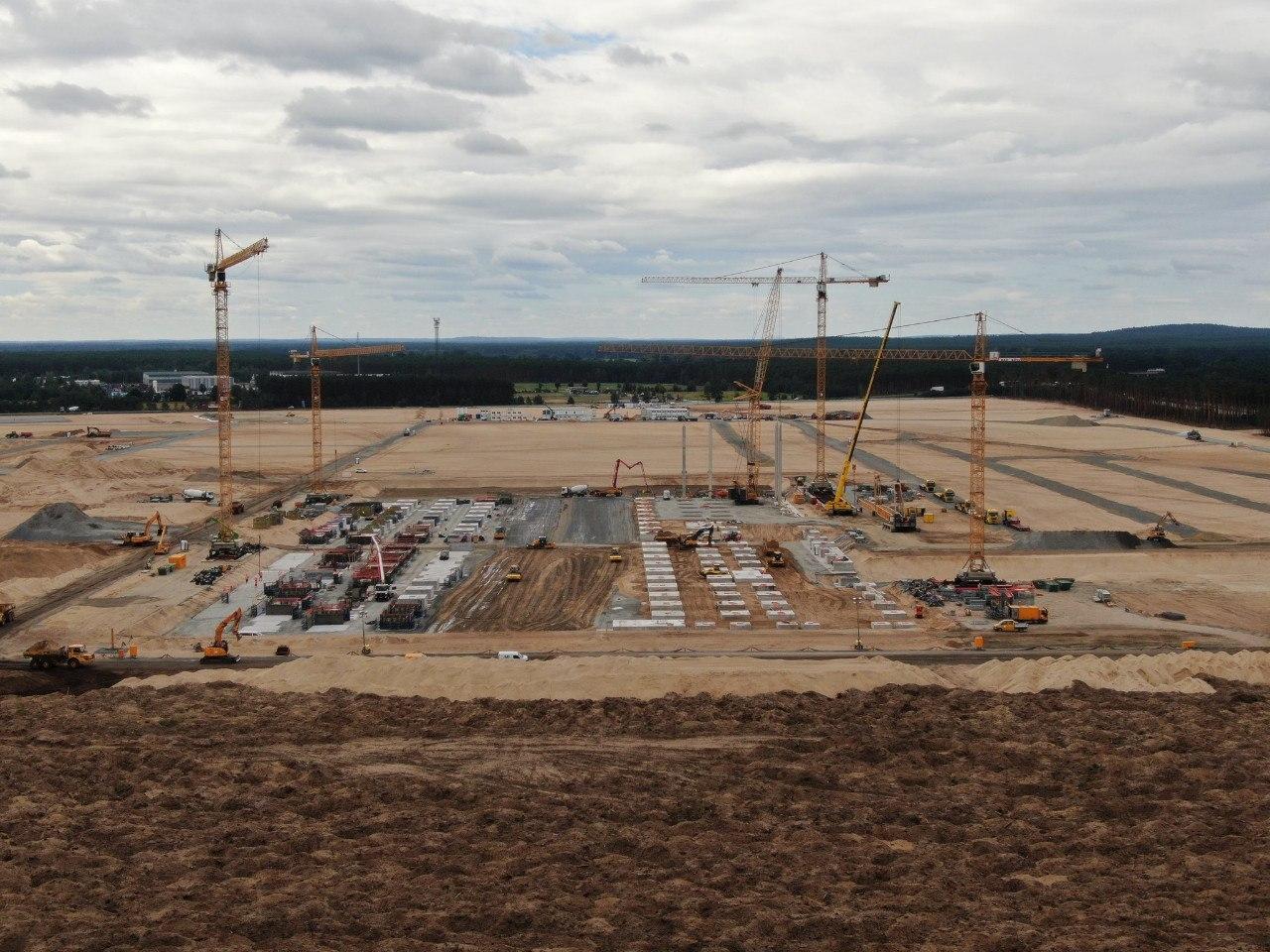 Tesla no fabricará sus baterías europeas en la Gigafactory de Alemania
