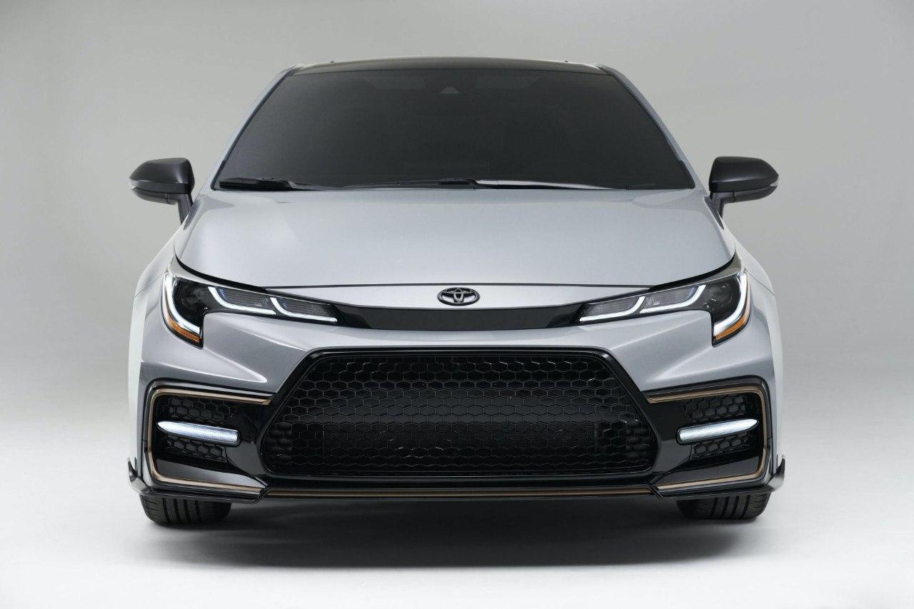 Toyota nos sorprende con una versión más radical y deportiva del Corolla 2021