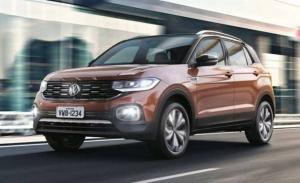 Brasil - Junio 2020: El Volkswagen T-Cross entra con fuerza en el podio