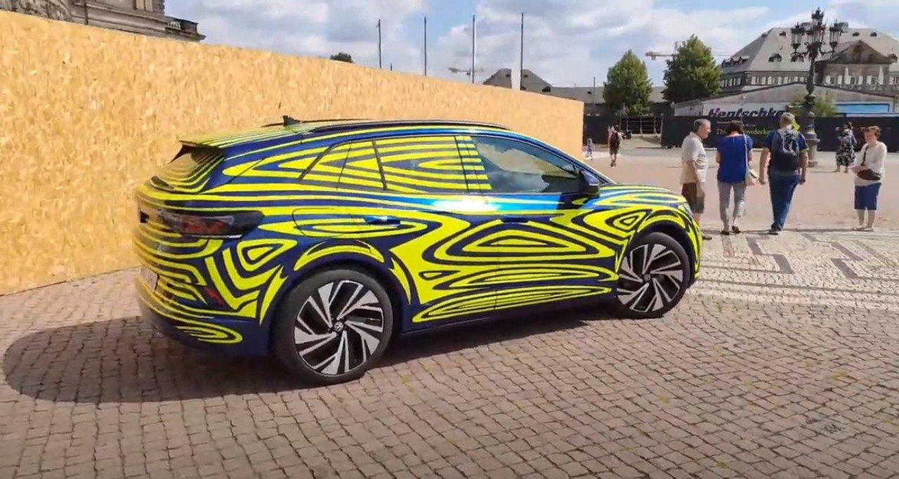 Se acerca el nuevo Volkswagen ID.4, la información más completa del SUV eléctrico