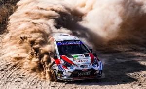 El WRC 2020 tendrá cinco rallies más y se reiniciará en Estonia