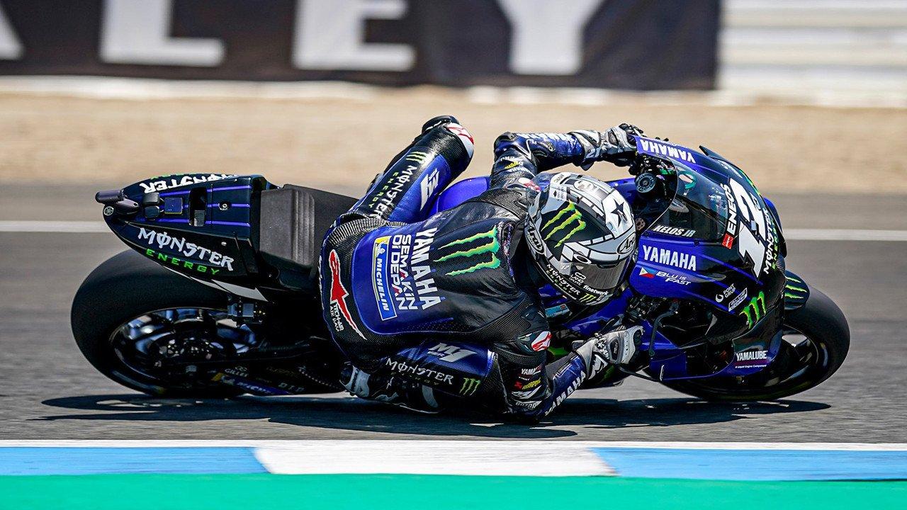 Yamaha deja Jerez con dos triunfos, cinco podios y un problema de motores