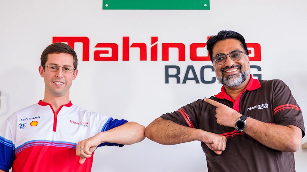 Alexander Sims ficha por el equipo Mahindra Racing de Fórmula E