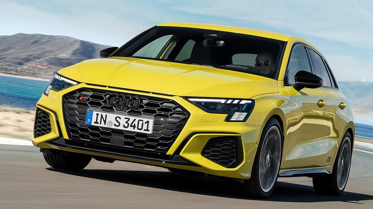 Audi S3 Sportback 2021, más deportividad sin llegar a ...