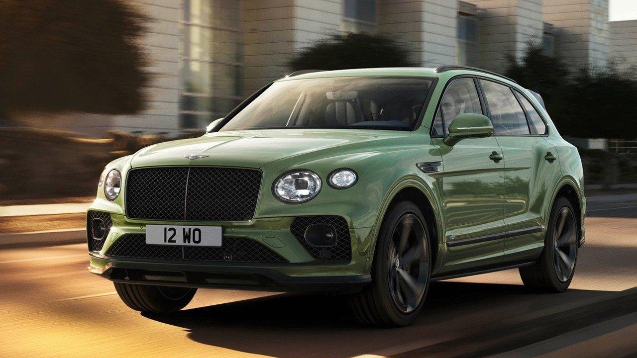El Bentley Bentayga y el factor «ser el primero» en su éxito comercial