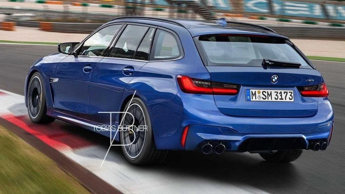 El BMW M3 Touring es oficial. Así será el primer M3 familiar de la historia