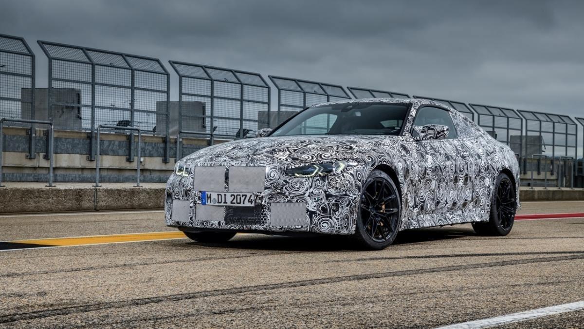 Escucha el brutal sonido del nuevo BMW M4 Coupé 2021 en Sachsenring [vídeos]