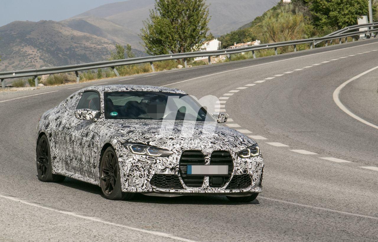 BMW M4 Coupé 2021, las principales claves de su equipamiento al descubierto