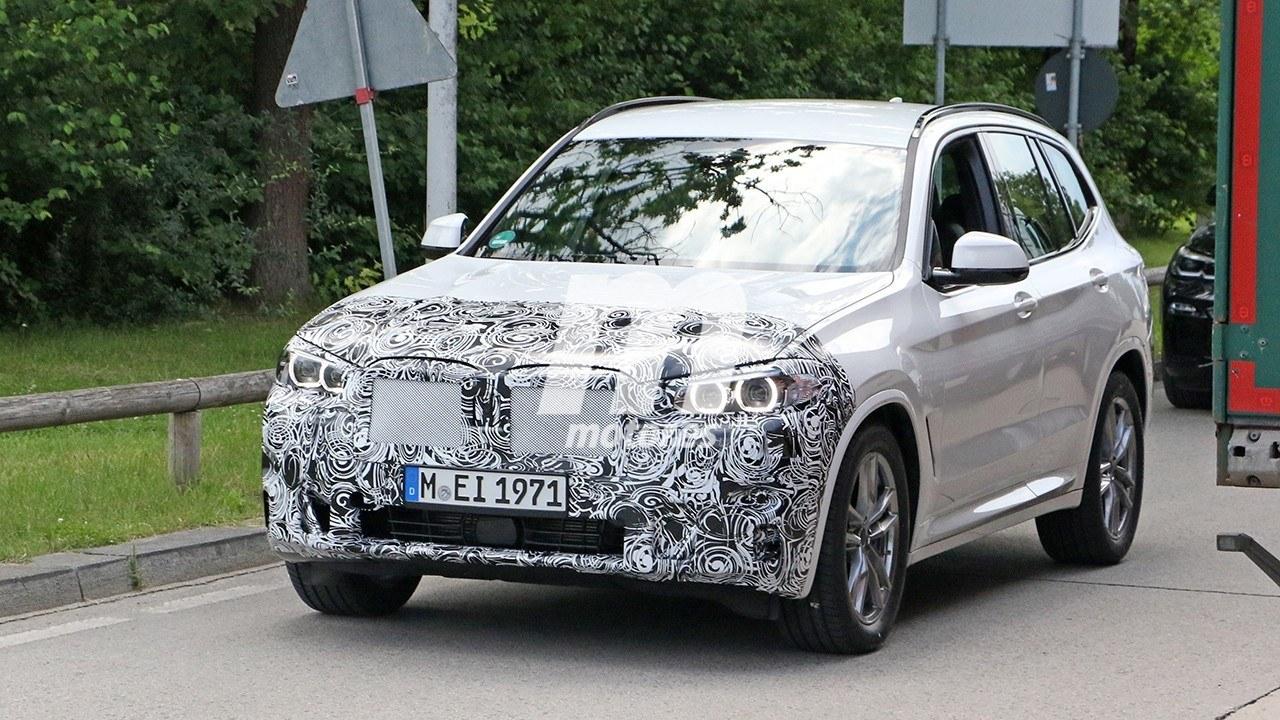 BMW X3 2022, la tercera generación del SUV alemán será puesta al día