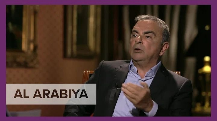 Carlos Ghosn, ileso tras la explosión de Beirut, trabaja en un libro dando su versión