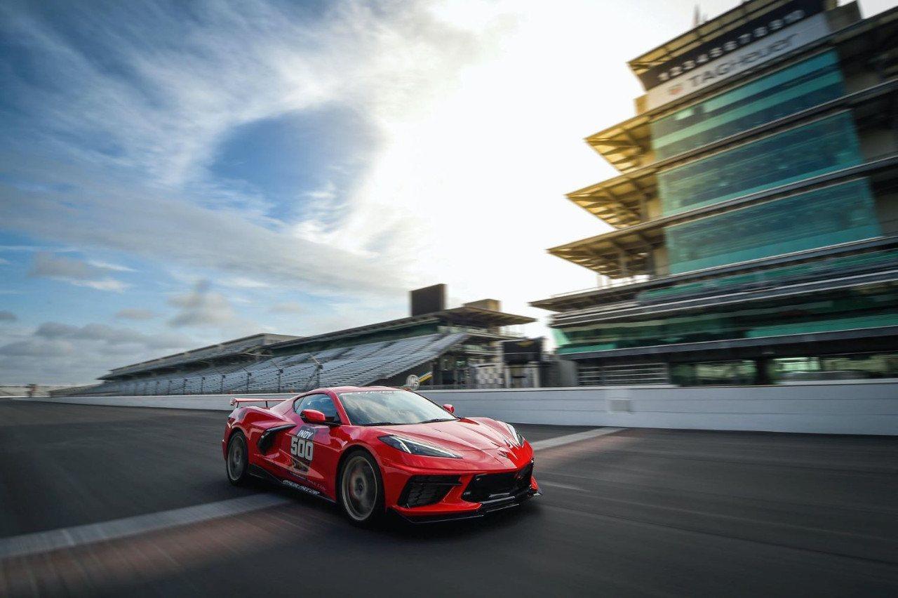 El nuevo Chevrolet Corvette C8 será el Pace Car de la próxima Indy 500