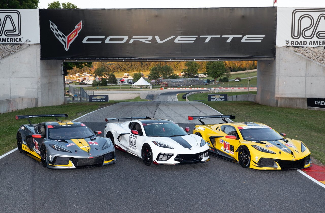 Chevrolet parece haber desvelado el nuevo Corvette 'Stingray R' Package