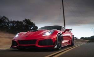 El Chevrolet Corvette ZR1 rompe su velocidad máxima oficial [vídeo]