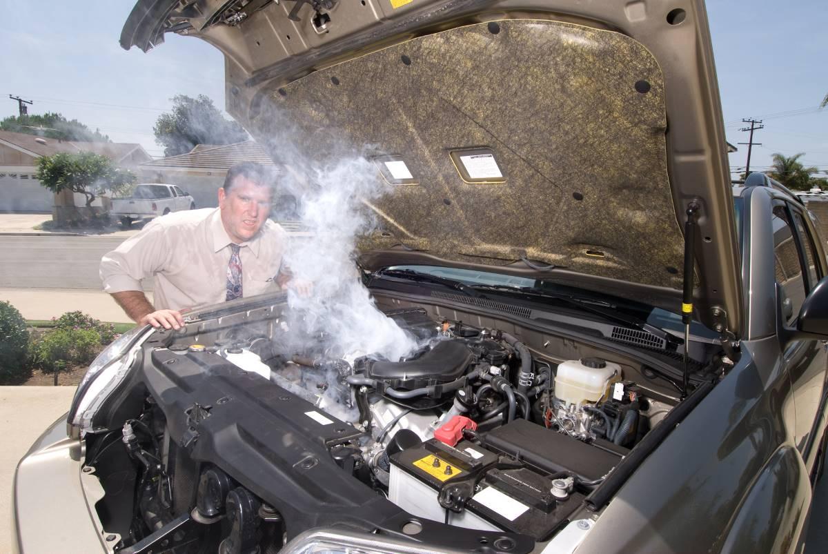 ¿Cómo funciona el ventilador de un coche?
