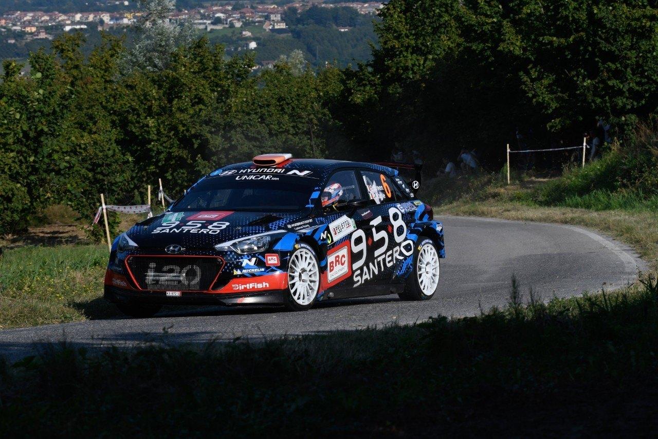 Craig Breen gana el Rally di Alba, Dani Sordo es tercero